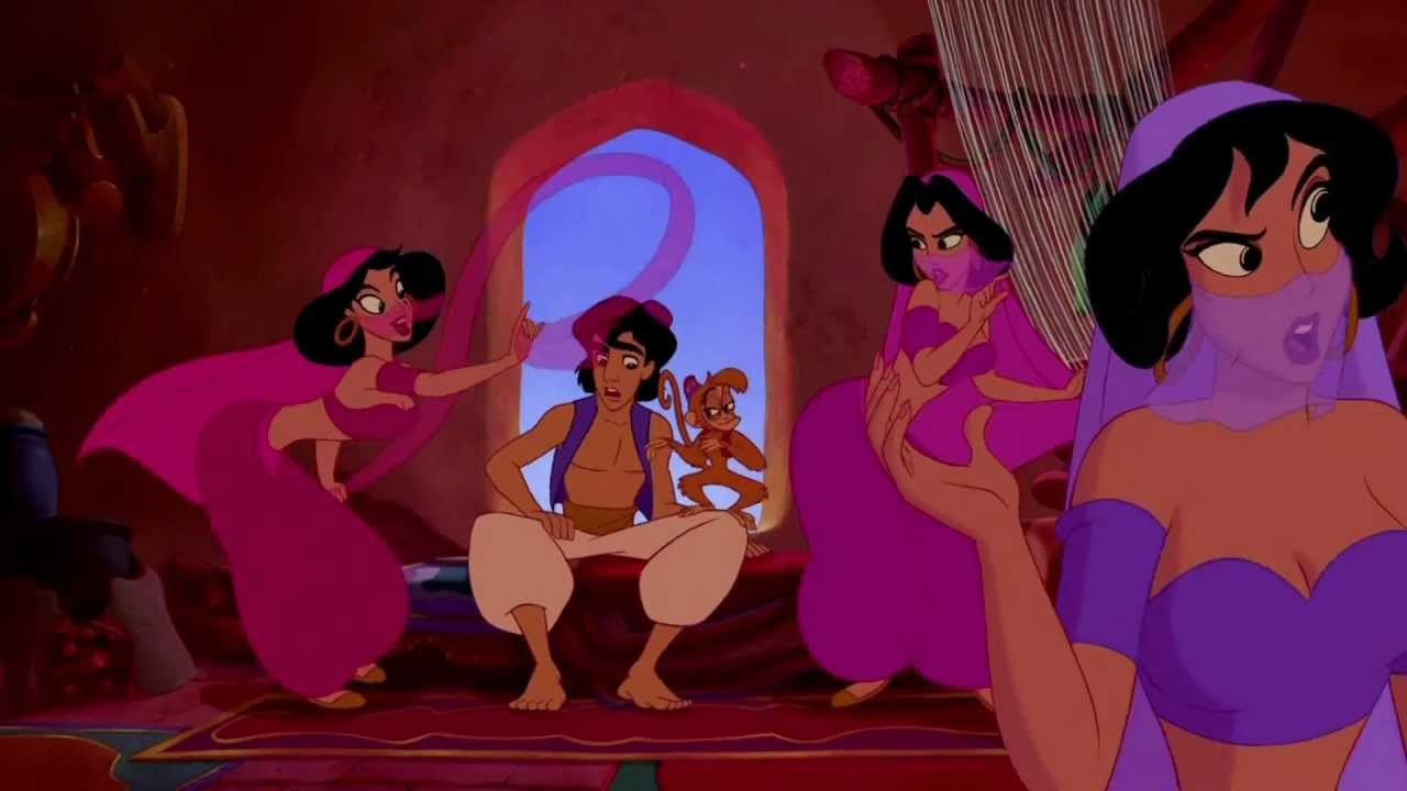 Aladdin-One Jump Ahead HD (1080p)