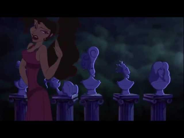 Hercules-I Won't Say I'm In Love HD