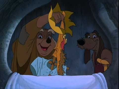 Classic Disney's Robin Hood – A Phony King of England (Sing Along Song).mov