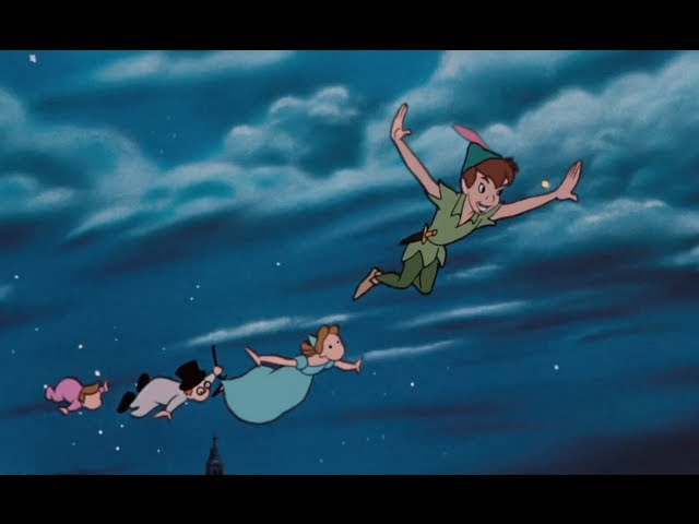 Peter Pan Diamond Edition – You Can Fly Clip