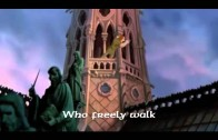 """Hunchback of Notre Dame – Out There """"Sing Along"""""""