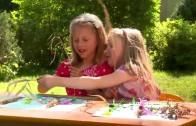 Laurka dla mamy – wiosenne kwiaty z bibuły