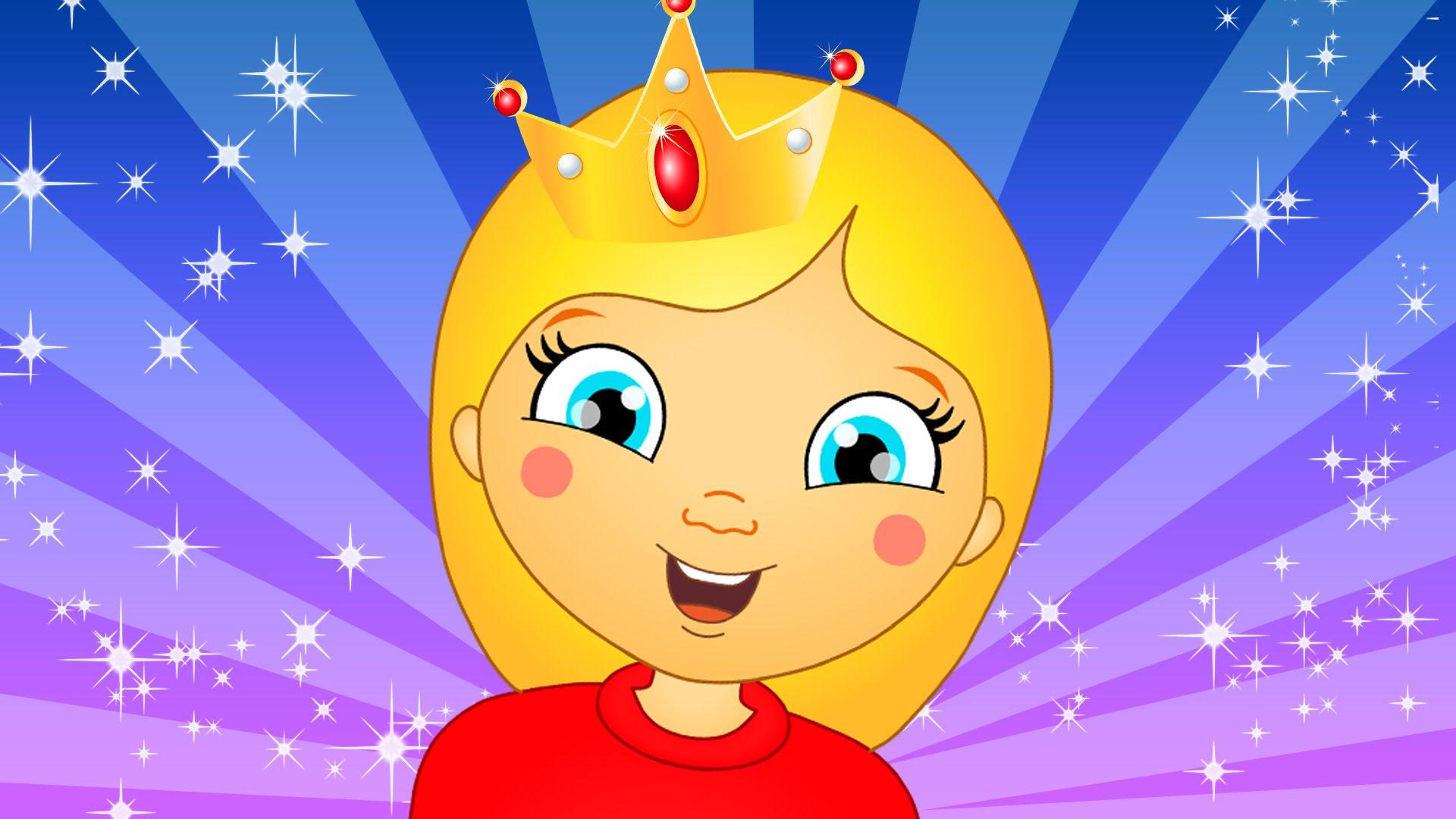 Złotowłosa Królewna – Kołysanki dla Dzieci + tekst (karaoke) – polskie