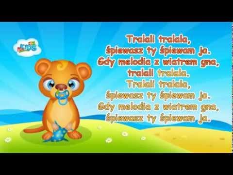 Piosenki dla Dzieci – Ojciec Wirgiliusz + tekst – karaoke