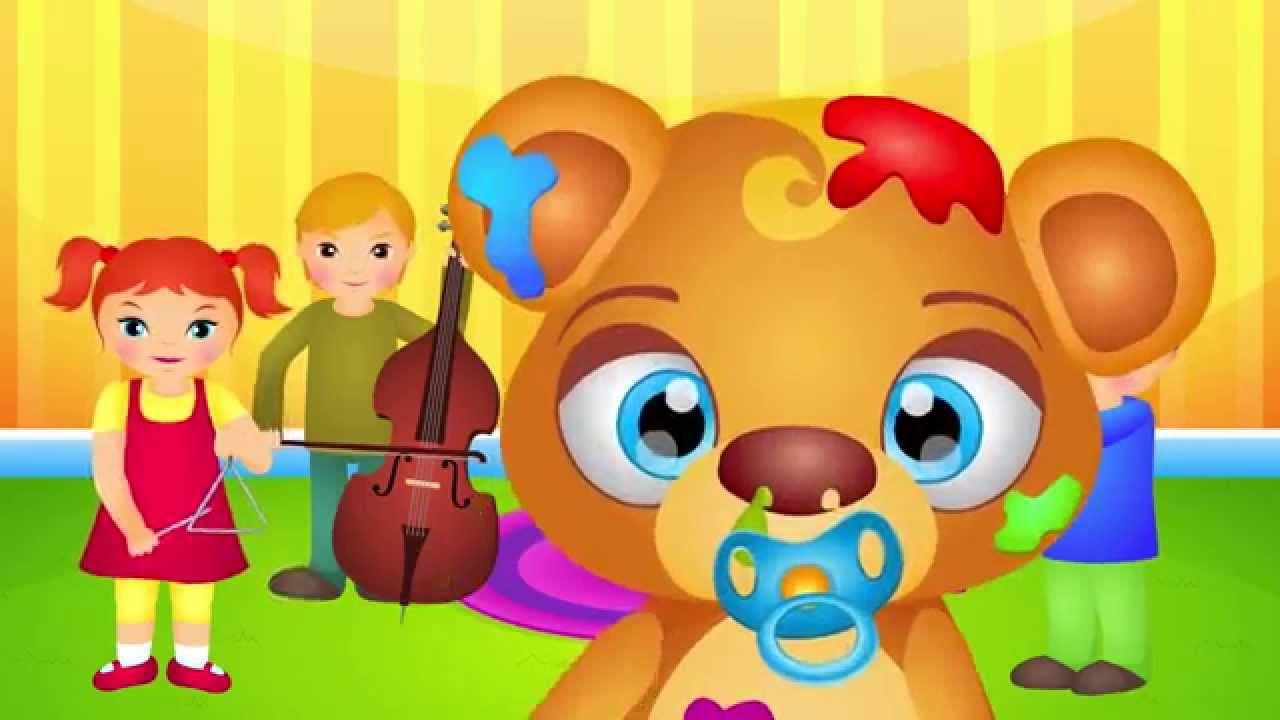 Jestem Sobie Przedszkolaczek – Piosenki dla dzieci – RosNutki