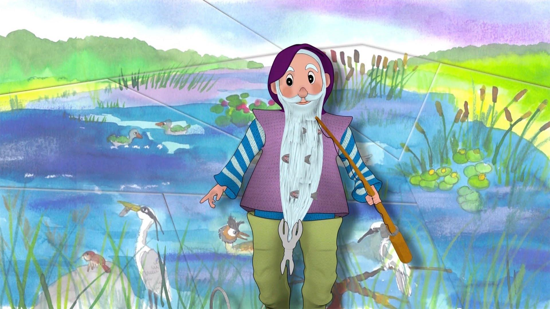 Piosenki dla Dzieci – skrzat Jeziorek – piosenka o jeziorze