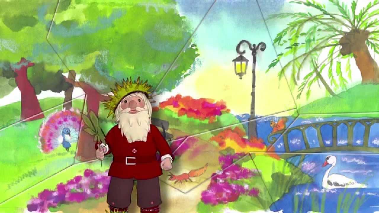 Piosenki dla Dzieci – Skrzat Kasztanek – piosenka o parku