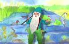 Piosenki dla Dzieci – Skrzat Bajorek – piosenka o stawie