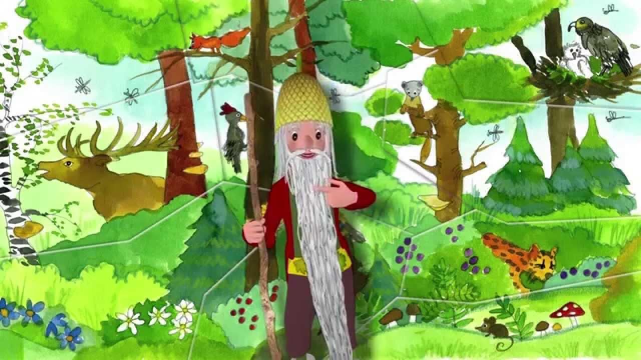 Piosenki dla Dzieci – Skrzat Dębowiec – piosenka o lesie