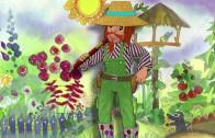Piosenki dla dzieci – Skrzat Konewka – piosenka o ogrodzie