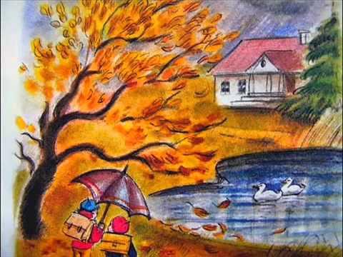 Pada deszczyk – Piosenka dla Przedszkolaków