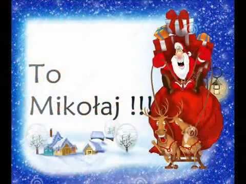 Siwą brodę ma. To Mikołaj, Mikołaj – Piosenka o Świętym Mikołaju