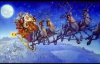 A Mikołaj pędzi, a Mikołaj gna – Piosenka o Świętym Mikołaju