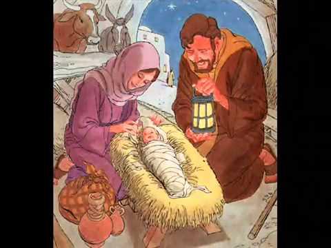 Gdy się Chrystus rodzi, I na świat przychodzi, – Kolęda Dla Dzieci