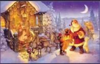 Jadą, jadą sanie, Hej, jedzie w nich Mikołaj!