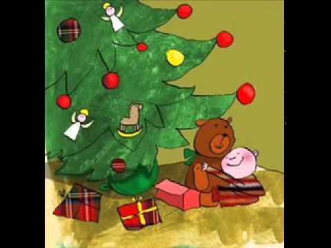 Wesoła choinka – Piosenka Świąteczna Dla Dzieci