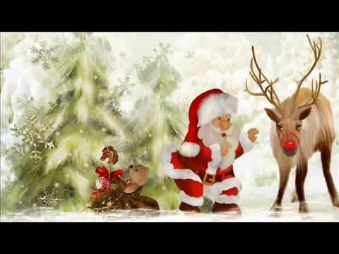 Bajeczka dla Dzieci o Świętym Mikołaju