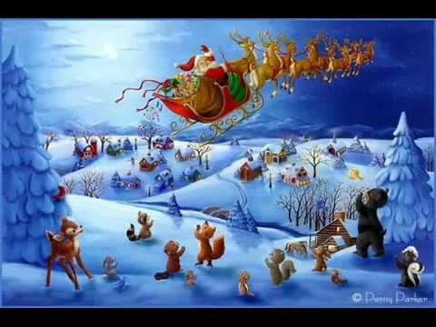 Kochany Panie Mikołaju My tak czekamy każdej zimy – Muzyka Świąteczna Dla Dzieci