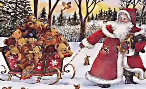 Mikołaju, Mikołaju  przybądź do naszego kraju – Muzyka Świąteczna Dla Dzieci