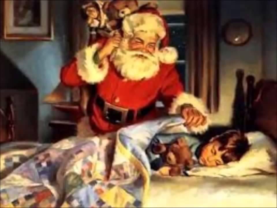 O Świętym Mikołaju – Piosenki Świąteczne Dla Przedszkolaka