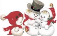 Bałwankowa rodzina – Piosenki Świąteczne Dla Przedszkolaka