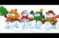 Przygody bałwanków – Piosenki Świąteczne Dla Przedszkolaka