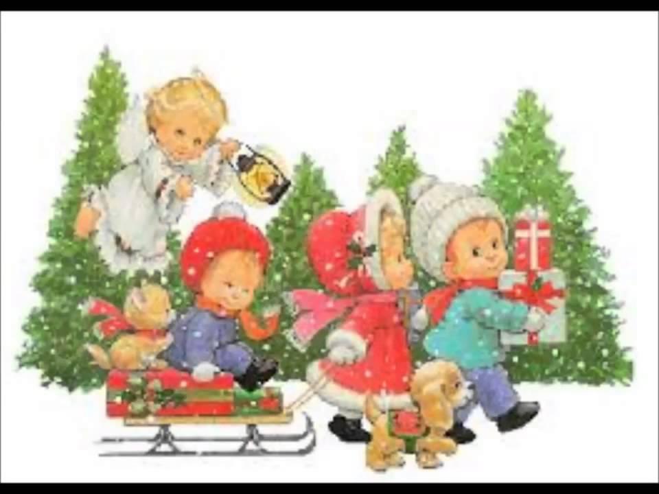 Gwiazdka święto dzieci – Piosenki Świąteczne Dla Przedszkolaka