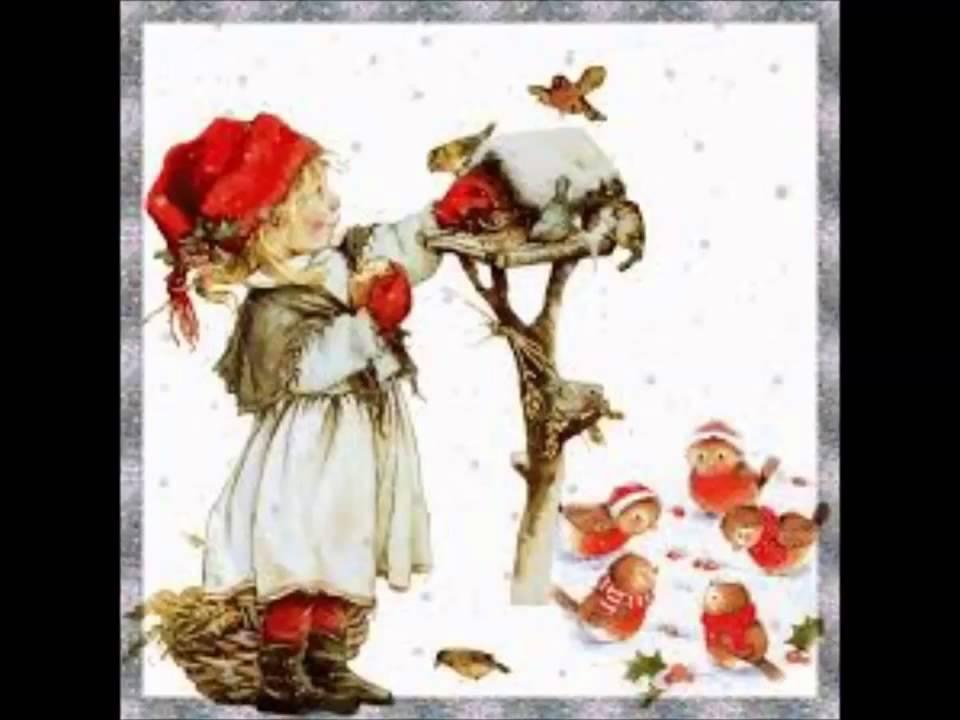 Ptaszki w zimie – Piosenki Świąteczne Dla Przedszkolaka