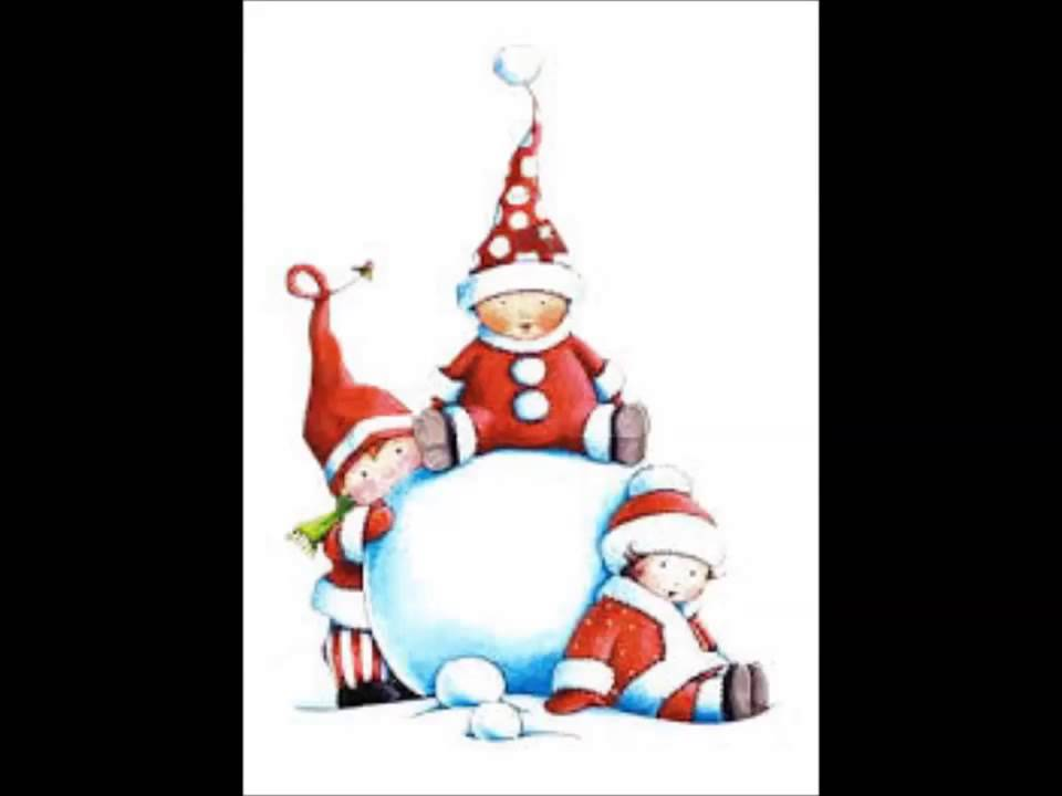 Łupu, tup po śniegu – Piosenki Świąteczne Dla Przedszkolaka