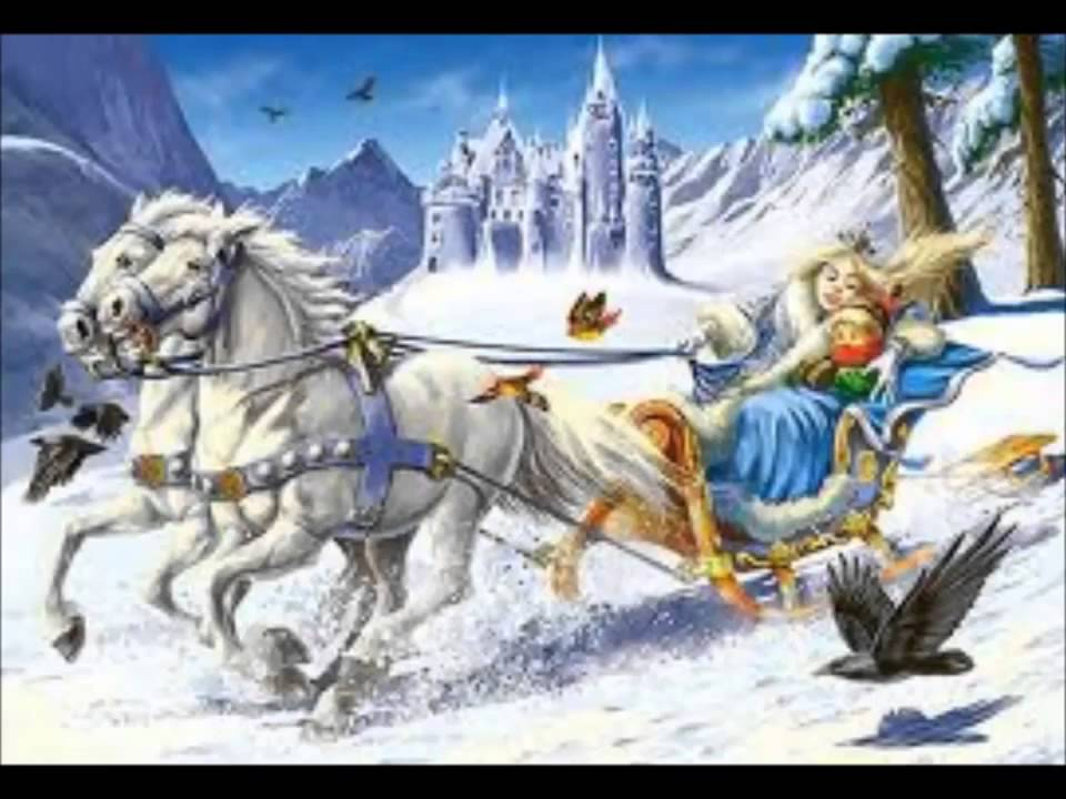 Pada śnieg, puszysty śnieg – Piosenki Świąteczne Dla Przedszkolaka