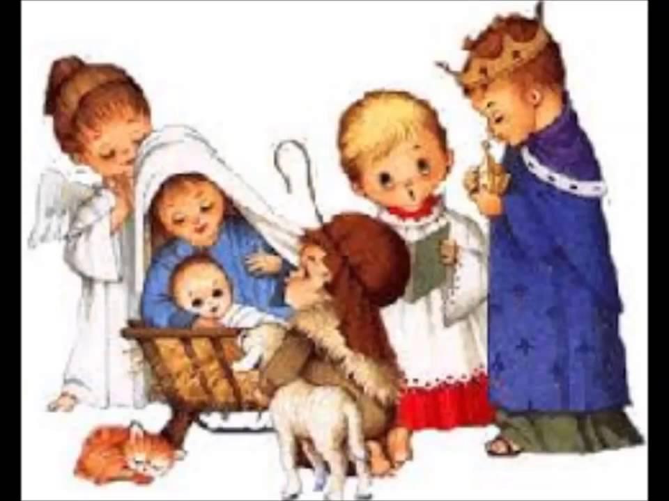 W małym Betlejem w blasku złotych gwiazd – Piosenki Świąteczne Dla Przedszkolaka