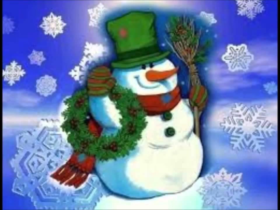 Śnieżek tu, śnieżek tam, dziś bałwana zrobię wam – Piosenki Świąteczne Dla Przedszkolaka