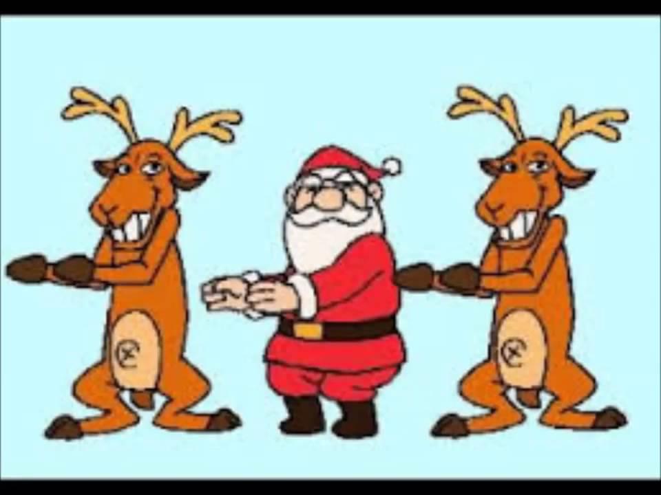 Siedem reniferów – Piosenki Świąteczne Dla Przedszkolaka