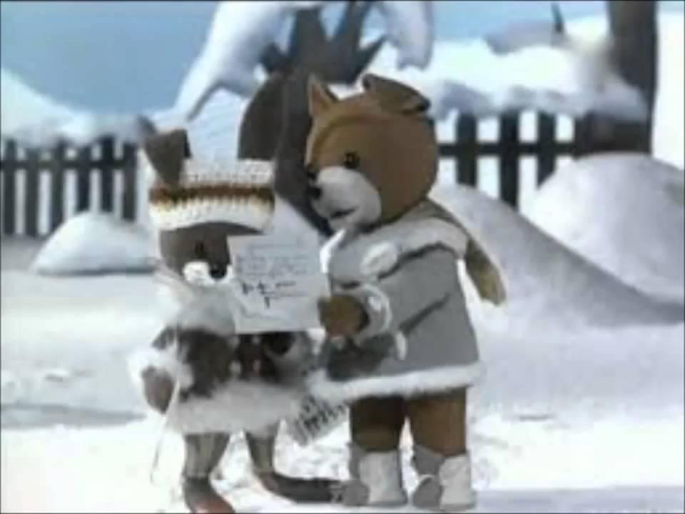 Grudniowy dzień – Piosenki Świąteczne Dla Przedszkolaka