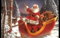 Jedzie drogą Mikołaj – Piosenki Świąteczne Dla Przedszkolaka