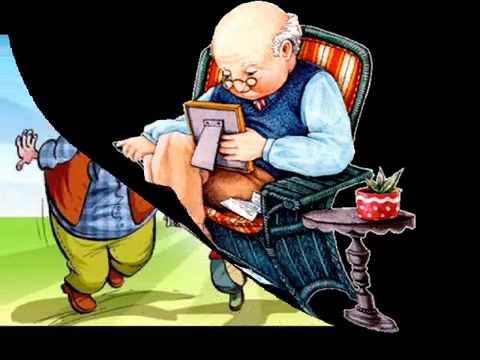 Piosenki Dla Dziadka:  Mój dziadek dziś w dobrym humorze
