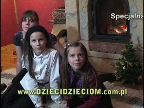 Dzieci Dzieciom – PRZYBIEZELI DO BETLEJEM..