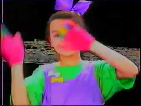 Rękawiczki Muzyczne – Zespół Dziecięcy Fasolki