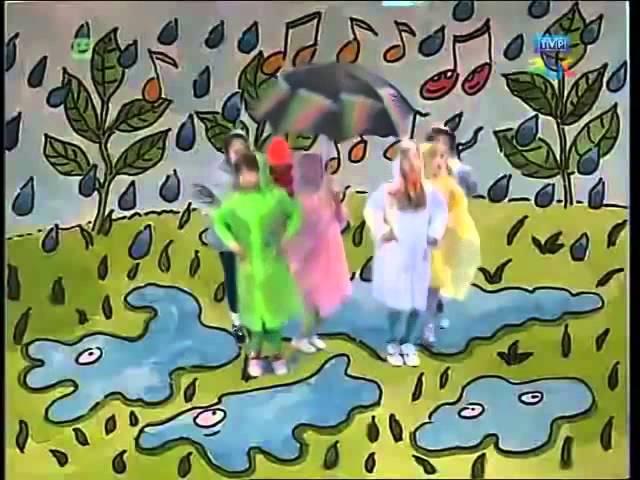 Deszczowa piosenka – Piosenka dla Dzieci – Ala i As
