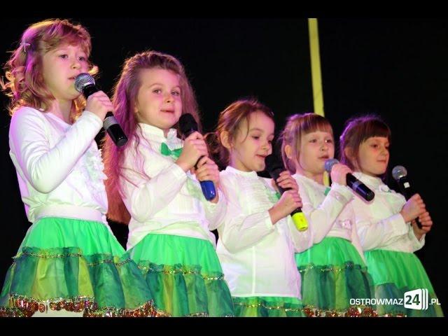 """Konkurs piosenki dziecięcej """"Piosenka dla babci i dziadka"""" (28.11.2014)"""