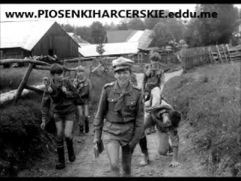 Słoneczne lato – Piosenka Harcerska – Tekst