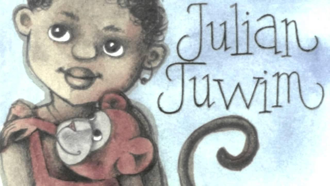 Murzynek Bambo Julian Tuwim Wierszyki Dla Dzieci Czyta