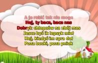 Piosenki dla Dzieci – Stary niedźwiedź mocno śpi + tekst – karaoke