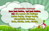 Piosenki dla Dzieci – Żabki + tekst – karaoke