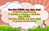 Piosenki dla Dzieci – O mande mande flore + tekst – karaoke
