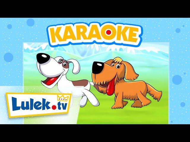 Karaoke dla dzieci – Pieski małe dwa – Lulek.tv