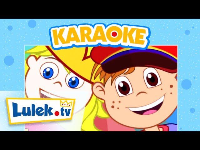 Karaoke dla dzieci – Dziadek Lulka farmę miał – Lulek.tv