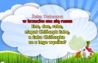 Karaoke dla dzieci – Ene due rabe – z wokalem