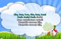 Karaoke dla dzieci – Panie Janie rano wstań – z wokalem