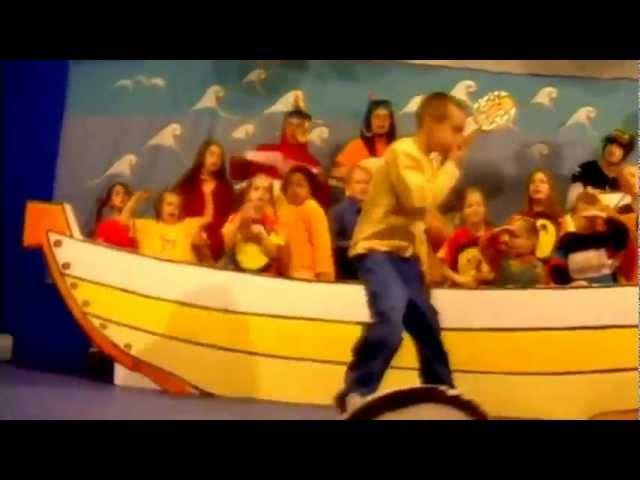 Arka Noego – Jezus Ratownik